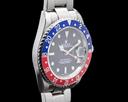 Rolex GMT Master II 16710 SS Red / Blue Pepsi Bezel FULL SET Ref. 16710