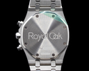 Audemars Piguet Royal Oak 25860ST Chronograph Blue Dial SS FULL SET Ref. 25860ST.OO.1110ST.03