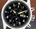 IWC Pilots Watch Chronograph Spitfire Ref. IW387901