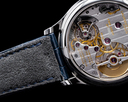 Laurent Ferrier Galet Micro Rotor SS Blue Boreal Dial UNIQUE 2021 Ref. FBN229.01