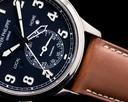 Patek Philippe Calatrava 5524G TIFFANY Pilot Travel Time 18k White Gold Ref. 5524G-001 TIFFANY