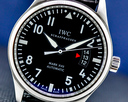 IWC Mark XVII Black Dial SS / Alligator Ref. IW326501