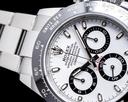 Rolex Daytona 116500LN Ceramic Bezel SS / White Dial 2019 FULL SET Ref. 116500LN