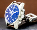 IWC Pilot Chronograph Collectors Watch CF3 Ref. IW387808