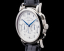 A. Lange and Sohne 1815 Chronograph 402.026 18K White Gold Ref. 402.026
