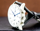 IWC Portuguese Chronograph SS Lacquered Dial 150th Anniversary Limited Ref. IW371602