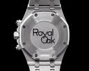 Audemars Piguet Royal Oak 26331ST Chronograph Black Dial SS 41MM 2019 FULL SET Ref. 26331ST.OO.1220ST.02