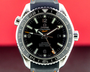 Omega Seamaster Planet Ocean GMT SS / Rubber 42MM Ref. 232.32.44.22.01.001