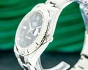 Rolex Datejust II 116334 Black Roman Dial SS Ref. 116334