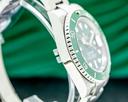 Rolex Submariner Green Ceramic HULK 116610V Bezel Green Dial SS Ref. 116610V