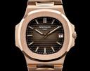 Patek Philippe Jumbo Nautilus 5711R 18K Rose Gold Brown Dial / Bracelet Ref. 5711/1R-001