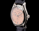 Patek Philippe Annual Calendar 18K White Gold Rose Dial FRESH SERVICE Ref. 5035G-001