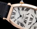 Cartier Tonneau XL 2805 Dual Time COLLECTION PRIVEE Ref. 2805