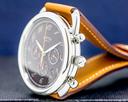 Hermes Arceau Chronograph SS Brown Dial Ref. AR4910332V/BE