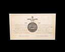 Patek Philippe Pagoda 5500P 1997 Commemorative Piece Platinum LIMITED FULL SET Ref. 5500P-001