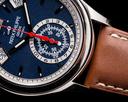 Patek Philippe Annual Calendar 5960/01G Chronograph White Gold Blue Dial TIFFANY Ref. 5960/01G-001