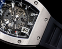 Richard Mille Richard Mille RM10 Automatic Oversize Date Titanium Ref. RM010