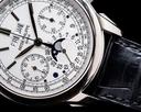 Patek Philippe Perpetual Calendar Chronograph 5270G No Chin White Dial FULL SET Ref. 5270G-018