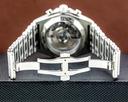 Breitling Chronomat B01 42mm SS Panda Dial Ref. AB0134101G1A1
