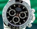 Rolex Daytona Ceramic Bezel SS / Black Dial Ref. 116500LN