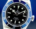 Tudor Tudor Heritage Black Bay SS / SS Blue Bezel Ref. 79220B