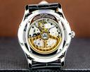 Jaeger LeCoultre Master Ultra Thin Moon SS Black Dial UNWORN Ref. Q1368470