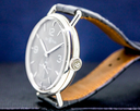 Bell & Ross Vintage WW1 Argentium Silver Dial Ref. BRWW1-70-AG-00329