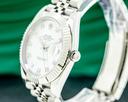 Rolex Datejust 41 Mother of Pearl Dial DIAMONDS UNWORN Ref. 126334