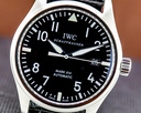 IWC Mark XVI Black Dial SS Ref. IW325501