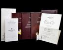 Patek Philippe 5070 Rose Gold Lemania Chronograph / Silver Dial SHARP + SERVICED Ref. 5070R-001