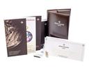 Patek Philippe Calatrava 6006G Black Dial 18K White Gold / Deployant 2020 Ref. 6006G-001