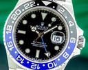 Rolex GMT Master II 126710 Ceramic Batman SS / 2021 UNWORN Ref. 126710BLNR
