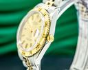 Rolex Datejust Turn O Graph SS / 14K Yellow Gold c. 1972 Ref. 1625