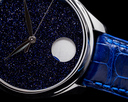 H. Moser & Cie Endeavour Perpetual Moon Concept SS Aventurine Dial LIMITED 42MM Ref. 1801-1201
