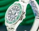 Rolex Submariner Date 126610LV Kermit GREEN Ceramic Bezel 41MM UNWORN Ref. 126610LV