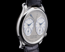 F. P. Journe Chronometre Resonance Platinum Silver Dial 40MM FINAL EDITION Ref. Chronometre Resonance Fi