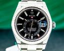 Rolex Sky Dweller 326934 Steel Black Dial 2021 UNWORN Ref. 326934