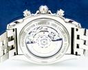Breitling Chronomat GMT 47 Black Dial GMT SS Bracelet Limited Ref. AB0412/BB48