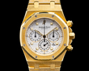 Audemars Piguet Royal Oak 25960BA Chronograph Yellow Gold 39MM Ref. 25960BA.OO.1185BA.01