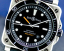 Bell & Ross BR 03-92 Diver Black Dial Automatic 42mm Stainless Ref. BR03-92-DIV