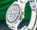 Rolex Submariner 114060 No Date Ceramic Bezel UNWORN Ref. 114060