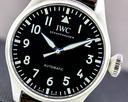IWC Big Pilots Watch 43mm Black Dial NEW MODEL Ref. IW329301