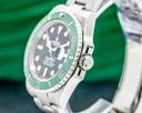 Rolex Submariner Date 126610LV Kermit GREEN Ceramic Bezel 41MM Ref. 126610LV