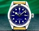 Tudor Tudor Heritage Black Bay 36 BLUE SS Ref. 79500-0005