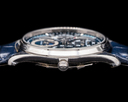 Jaeger LeCoultre Master Ultra Thin Perpetual Enamel 18K WG LIMITED UNWORN Ref. Q13035E1