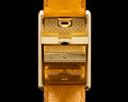 Cartier Privee Collection Tank Basculante 18K Yellow Gold/Deployant LIMITED Ref. 2391