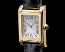 Cartier Tank a Vis Privee Collection 18K Yellow Gold W1529451 Ref. W1529451