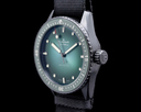 Blancpain Fifty Fathoms Bathyscaphe Mokarran Tropical Green Dial Limited 2020 Ref. 5005-0153-NABA
