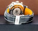 Breitling TransOcean Chronograph Unitime Silver Dial SS / Alligator Ref. AB0510U0/A732