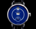 IWC Tribute to Pallweber Edition 150 Years Blue Dial LIMITED UNWORN Ref. IW505003